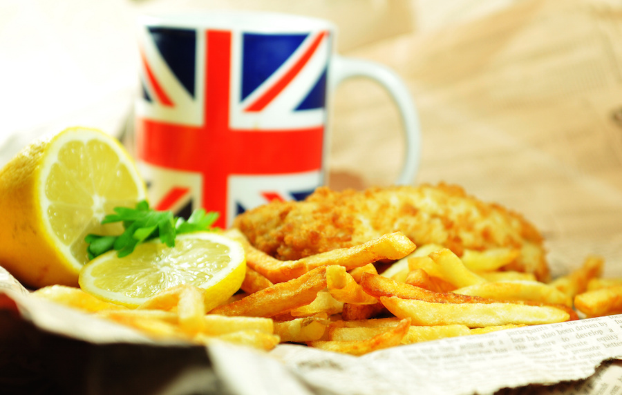 UK food destinations